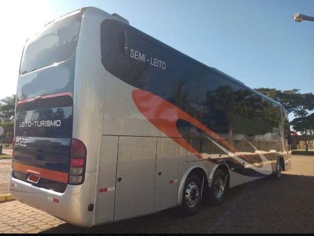 Ônibus Marcopolo Paradiso 1550 G6 Mercedes 0500 Rsd Turismo - Foto 9