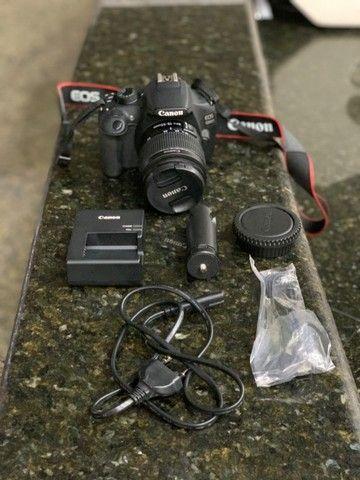 Câmera digital Profissional/ filmadora EOS 1200 - Foto 5
