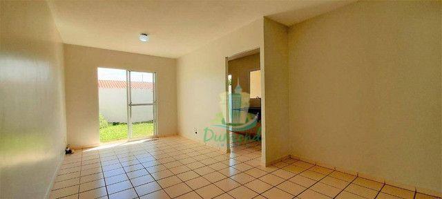 Casa com 3 dormitórios para alugar, 68 m² por R$ 1.800,00/mês - Condominio Residencial Ter - Foto 6