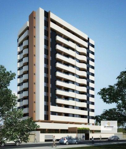 Apartamento à venda, 3 quartos, 2 vagas, Farol - Maceió/AL - Foto 2