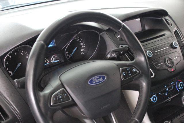Ford Focus Fastback SE/SE PLUS 2.0 Flex Aut. 2017 Flex - Foto 4