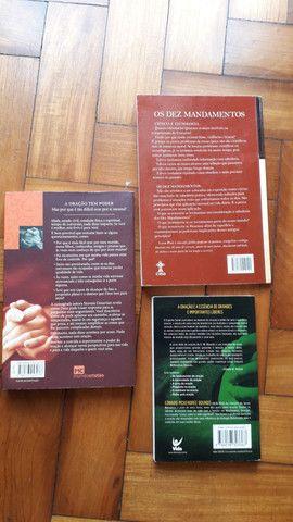 3 livros cristãos  - Foto 2