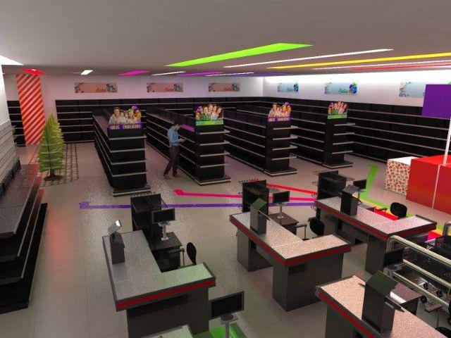Planejamento Visual de lojas - RNT Projetos - Foto 6