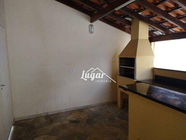 Casa com 3 dormitórios para alugar por R$ 5.000,00/mês - Jardim Maria Izabel - Marília/SP - Foto 4
