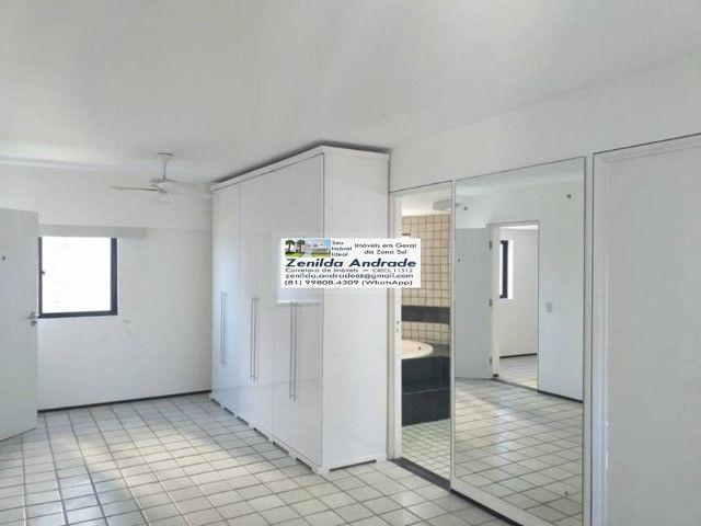 AL139 Apartamento 4 Quartos Suítes, Varanda, Dependência, 6 Wc, 3 Vagas, 250m², Boa Viagem - Foto 4