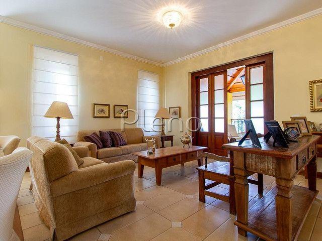Casa à venda com 4 dormitórios em Sítios de recreio gramado, Campinas cod:CA025599 - Foto 5