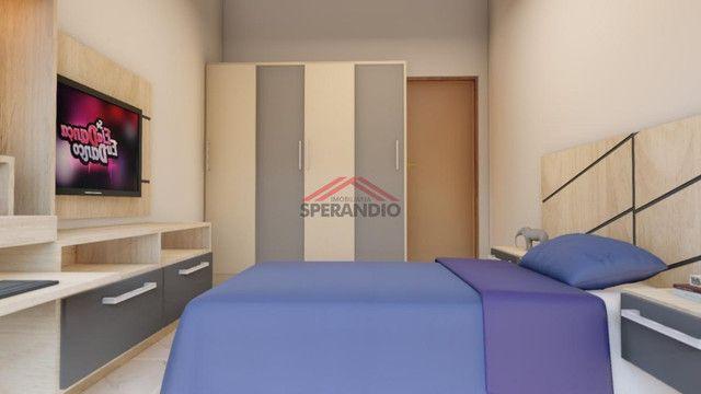 Última unidade! Apartamento novo c/ 1 suíte + 2 quartos, frente para Avenida Pérola - Cond - Foto 8