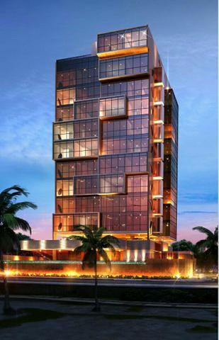 Beira Mar! Ritz Residence 100 meses para Pagar com 2 e 3 Suítes