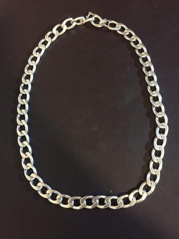 Corrente de prata 925 - 50 cm
