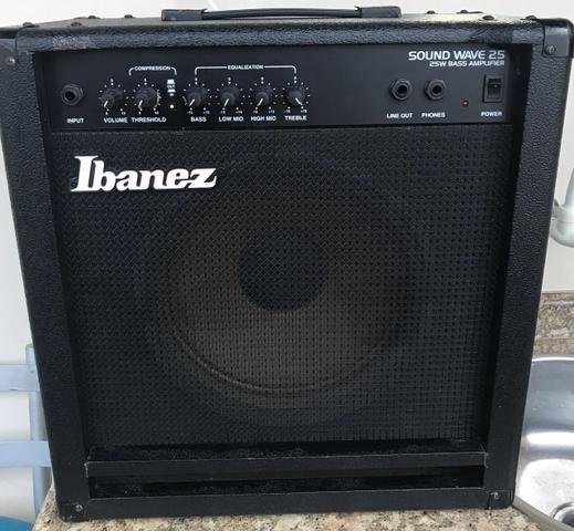 Cubo para Baixo Ibanez - 25W RMS