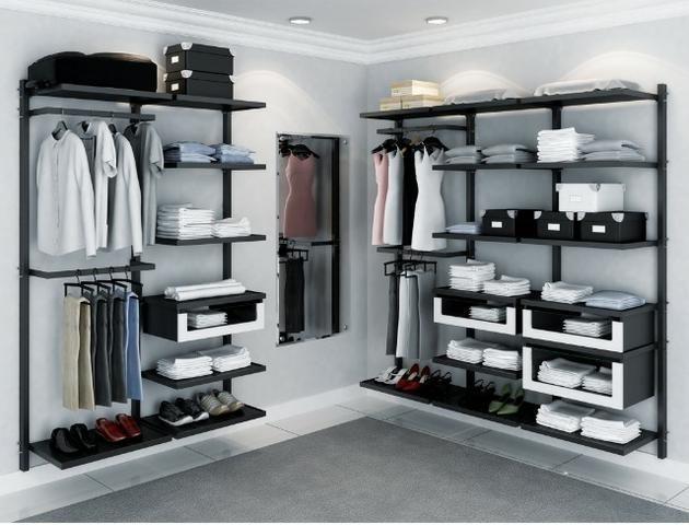 Delin new closet