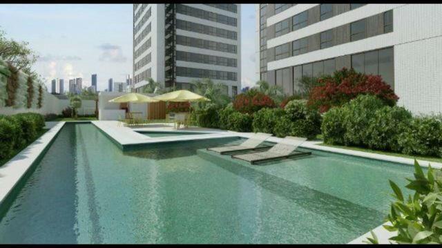 Apartamento com 1 quarto em Parnamirim - Recife - PE, oportunidade única 18 º andar