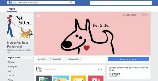 Pet Sitter Profissional