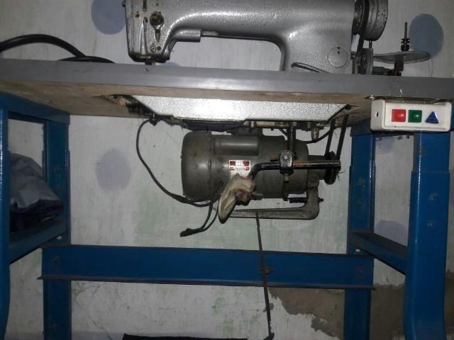 Maquina industrial costura reta