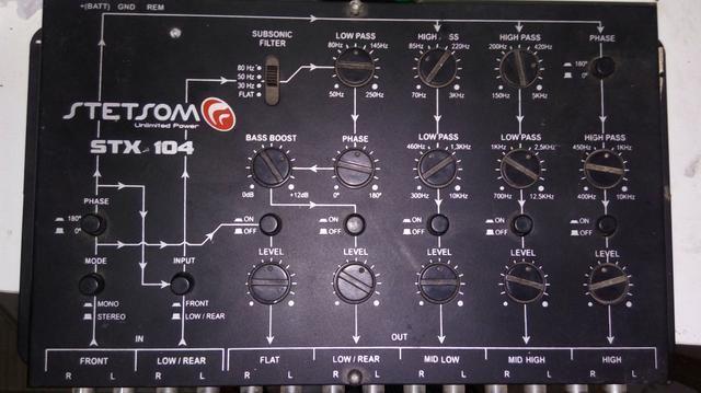 Crossover stx 104