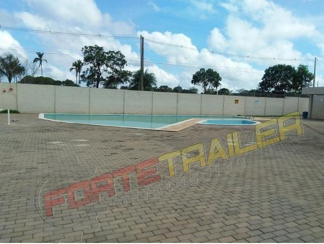 Grade para piscina