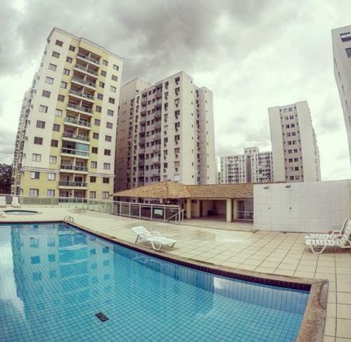 Apartamento 02 quartos pacifico residencial clube