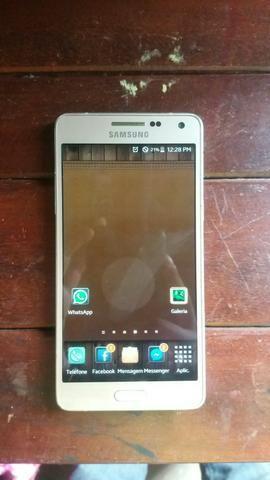 Vendo celular Samsung A5 dual chip