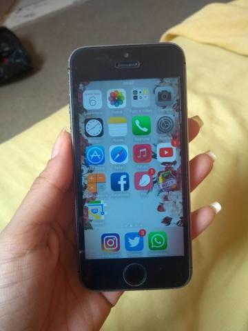 VENDO IPHONE 5S 32gb LEIAM A DESCRIÇAO!!