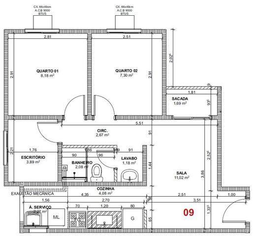 Alugo Apartamento - Vista dos Ipês ( Condomínio Incluso)