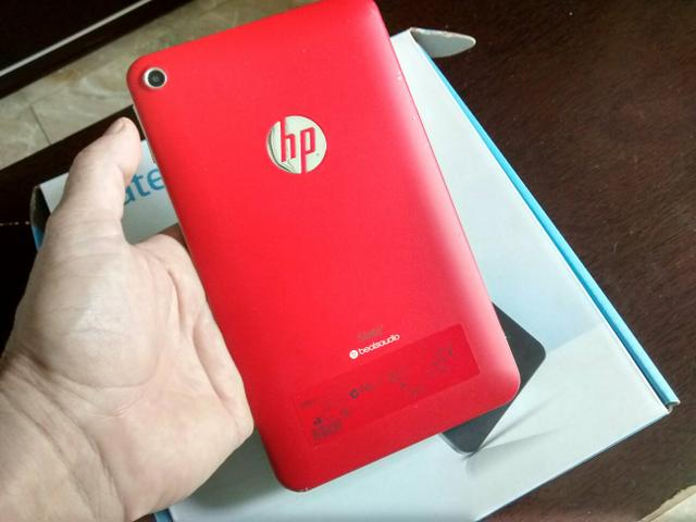 Tablet hp slate 7 - danificado