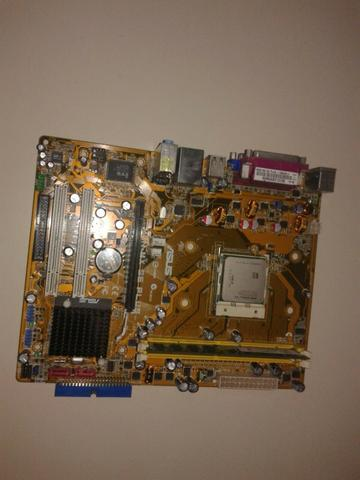 Kit placa mae DDR2