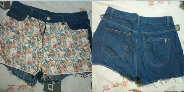 Short jeans 25,00