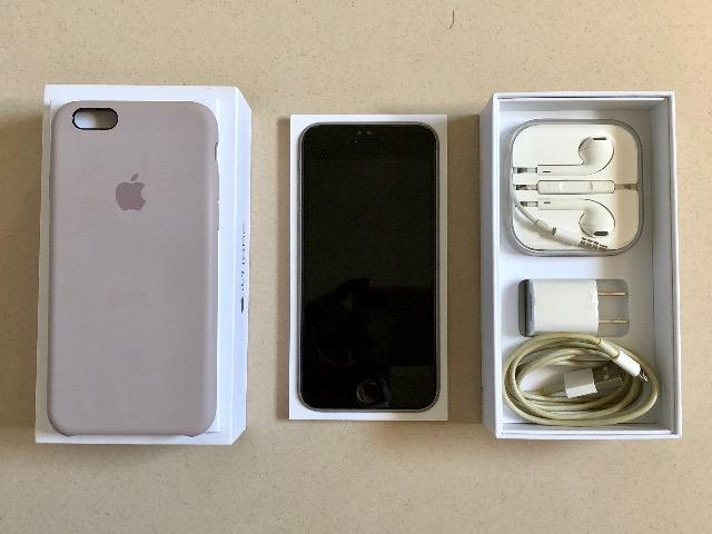 IPhone 6, Space Gray - 64GB
