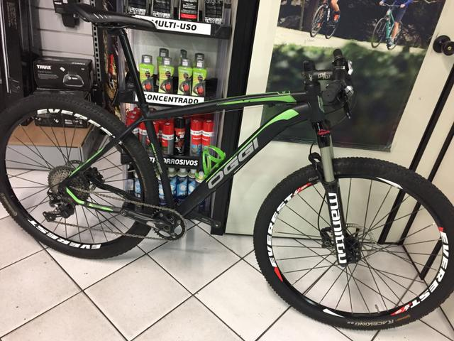 Bike OGGI 7.3 toda TOP!