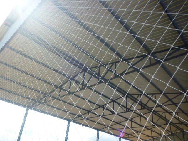 Rede para campo e quadras