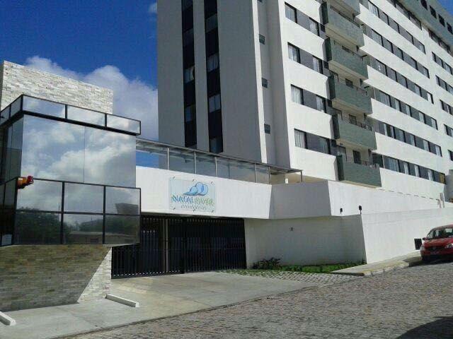 Natal River - Cobertura de 3/4 c/suíte de 139m² por 388.500, próximo a Av. Maria Lacerda