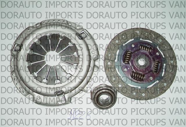 Kit embreagem c/rol civic 1.6 1.7 92/06 212mm/20estr