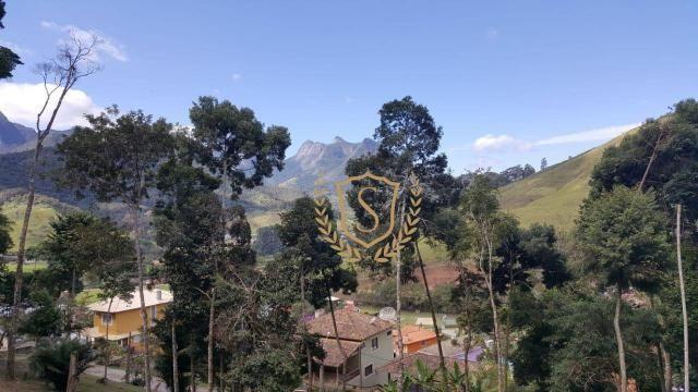 Terreno à venda, 541 m² por r$ 190.000 - vargem grande - teresópolis/rj - Foto 4