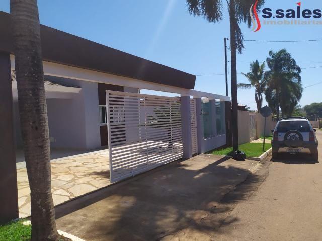 S.sales imobiliária oferece para venda linda casa na rua 03 em vicente pires - Foto 4