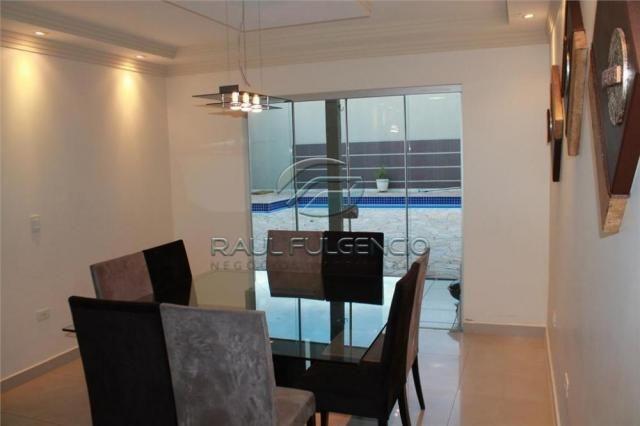 Casa à venda com 5 dormitórios em Jardim taruma, Londrina cod:V3181 - Foto 9