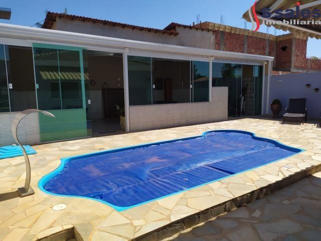 S.sales imobiliária oferece para venda linda casa na rua 03 em vicente pires - Foto 9