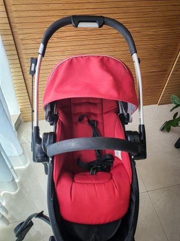 Carrinho de Bebê Teutonia Dobrável - Foto 3