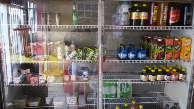 Vendo um balcao refrigerado 2 portas de correr