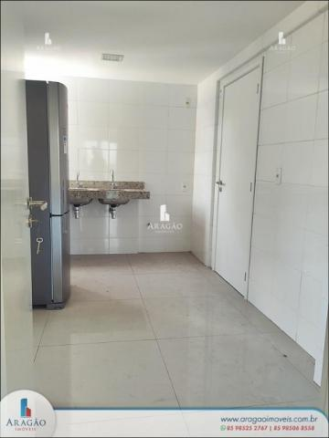 Apartamento com 3 dormitórios à venda, 121 m² por r$ 800.000,00 - aldeota - fortaleza/ce - Foto 13