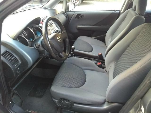 Honda fit 2008 lxl 1.4 flex manual completo - Foto 11