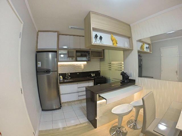 Condomínio Pago Todo Planejado Apartamento Próximo AV. Três Barras - Foto 11