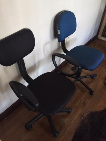 Cadeiras para esctritorio - Foto 2