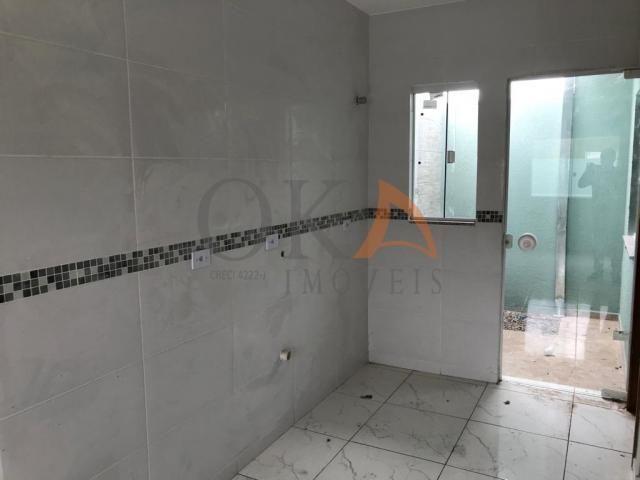 Casa de esquina 01 dormitório com preparação para ático em curitiba é na oka imóveis - Foto 8