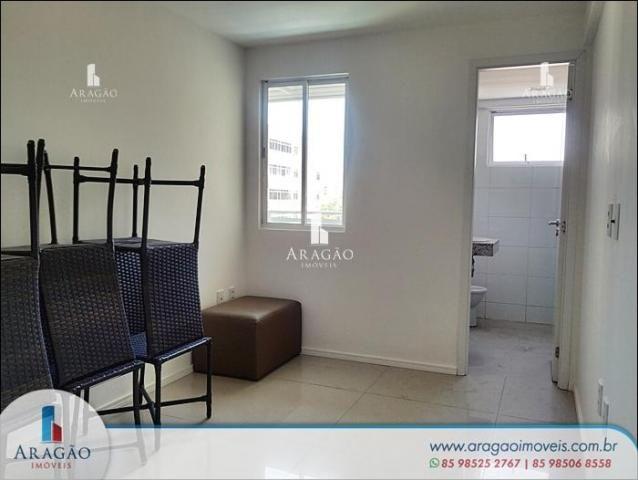 Apartamento com 3 dormitórios à venda, 121 m² por r$ 800.000,00 - aldeota - fortaleza/ce - Foto 6