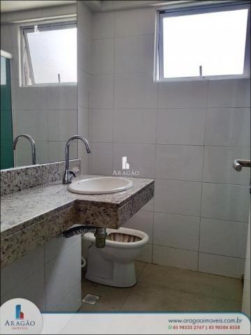 Apartamento com 3 dormitórios à venda, 121 m² por r$ 800.000,00 - aldeota - fortaleza/ce - Foto 7