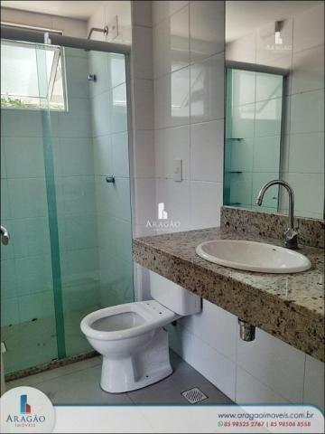 Apartamento com 3 dormitórios à venda, 121 m² por r$ 800.000,00 - aldeota - fortaleza/ce - Foto 12
