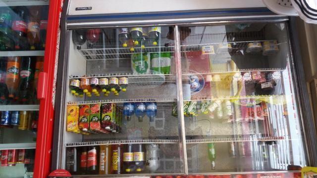 Vendo um balcao refrigerado 2 portas de correr - Foto 4