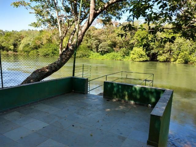 Casa na beira do Rio Paraíba do Sul - Foto 9