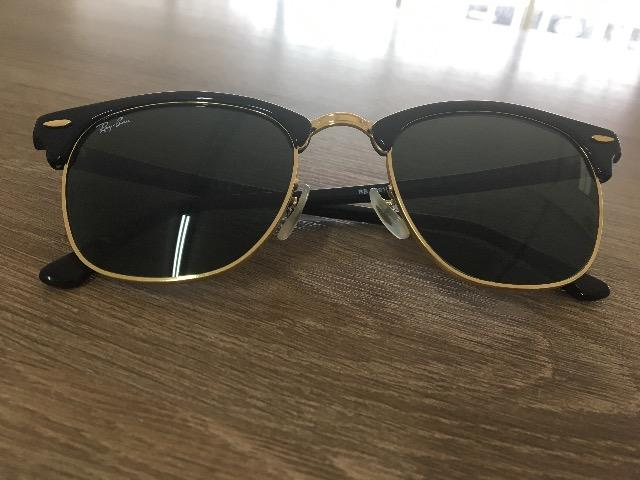 Óculos de sol Clubmaster Ray-ban - Bijouterias, relógios e ... 6a6e53f9d7