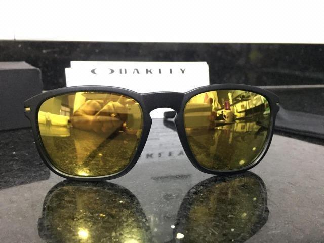 Óculos Oakley Enduro Iridium - Bijouterias, relógios e acessórios ... a2e4bb4007